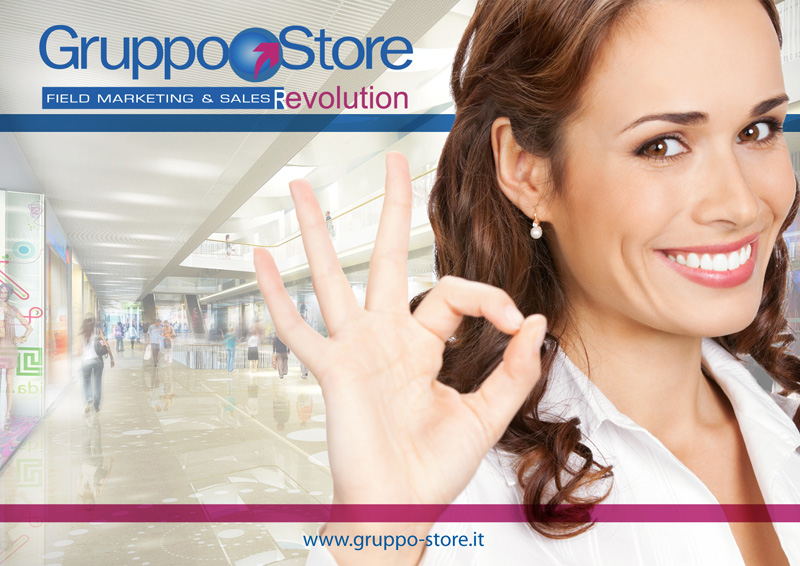 gruppo store brochure promotion