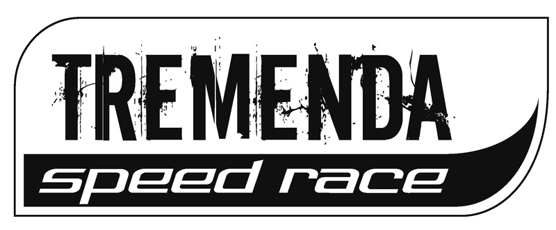 tremenda speed race logo